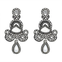 Load image into Gallery viewer, Fashion Zircon earrings encrusted - Apollo Innovations