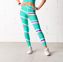 Load image into Gallery viewer, Wreck-It-Ralph Vanellope Von Schweetz leggings - Apollo Innovations