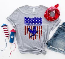 Load image into Gallery viewer, American Warrior T-shirt - Apollo Innovations