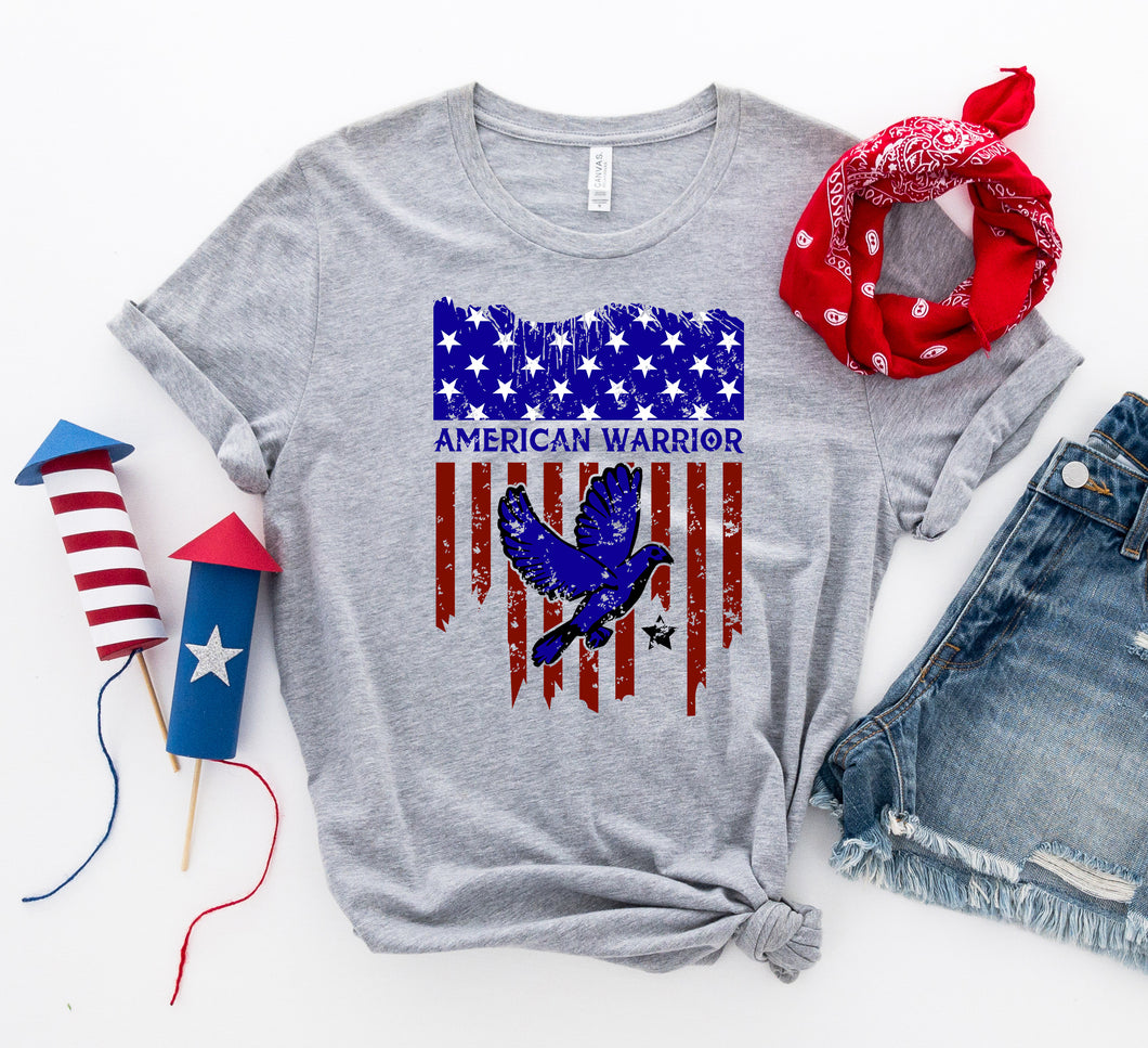 American Warrior T-shirt - Apollo Innovations