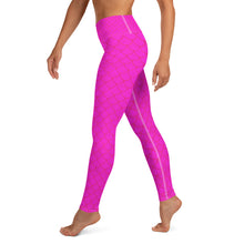 Load image into Gallery viewer, Pink Mermaid leggings, Capris and Shorts - Apollo Innovations