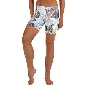 Alice in Wonderland Leggings, Capris and Shorts - Apollo Innovations