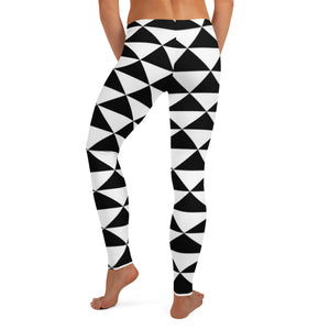 Black and White leggings, Capris and Shorts - Apollo Innovations