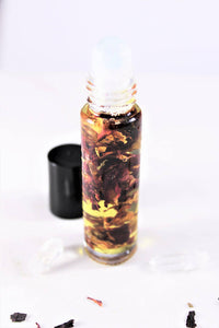 Organic Perfume Oil / Organic Essential Oil Blend - Apollo Innovations