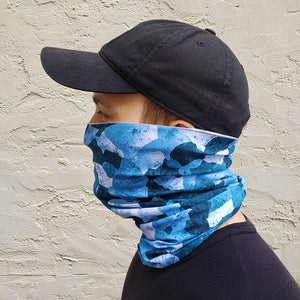 Marine Camo Neck Gaiter - Apollo Innovations