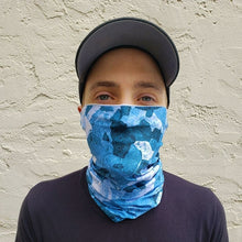 Load image into Gallery viewer, Marine Camo Neck Gaiter - Apollo Innovations