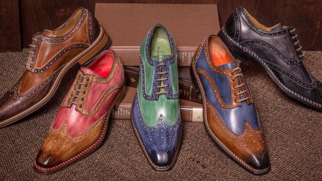 Determine the type of pants you are wearing - best lace up shoes - Jose Real Shoes