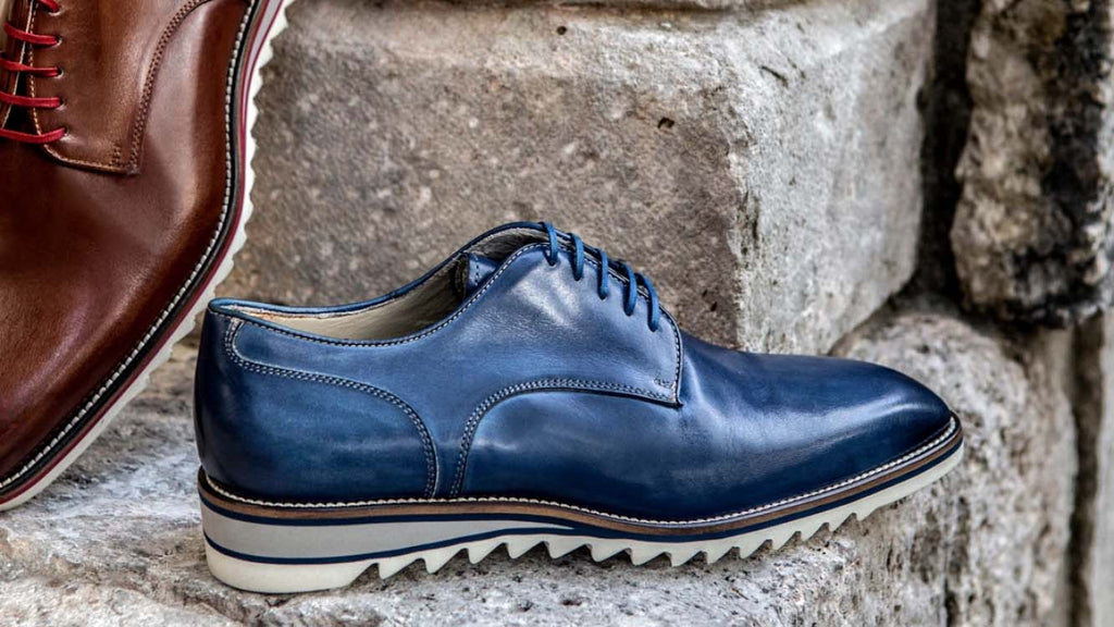 Oxford or Derby - High Quality Mens Shoes - Jose Real Shoes