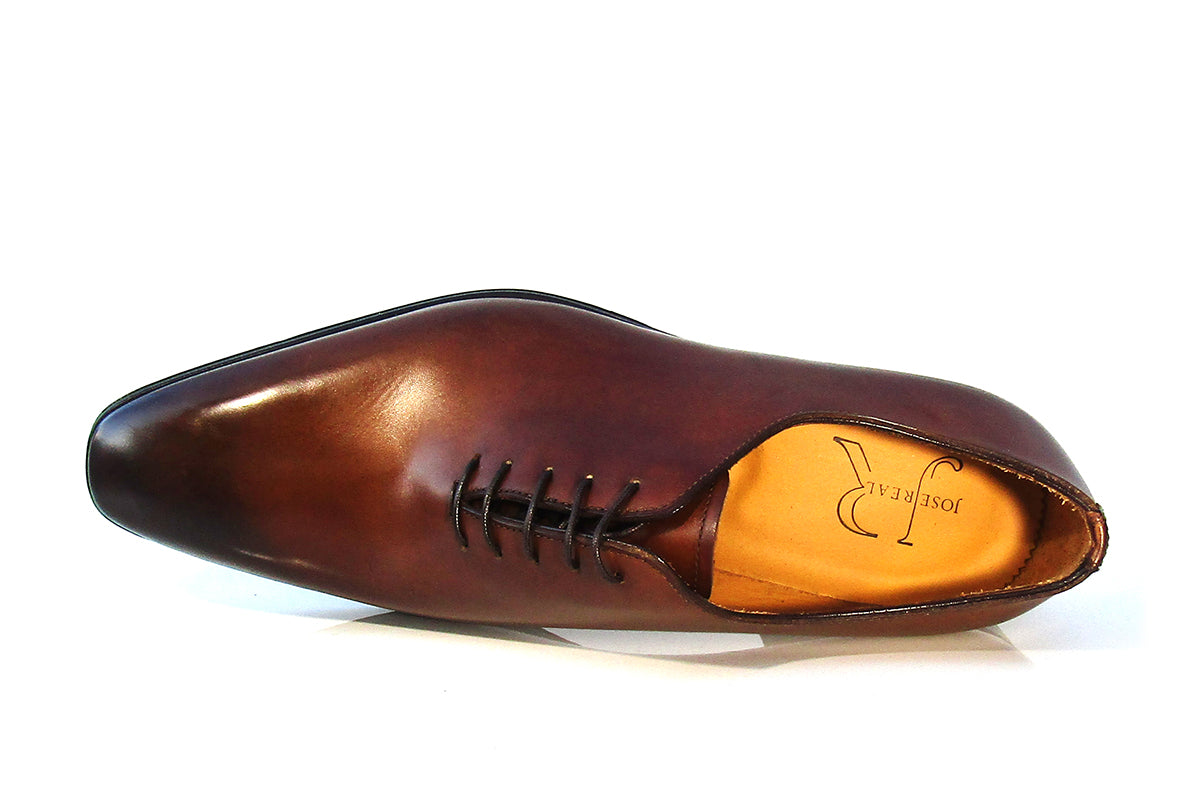 BASOTO CUOIO LACE UP (C)