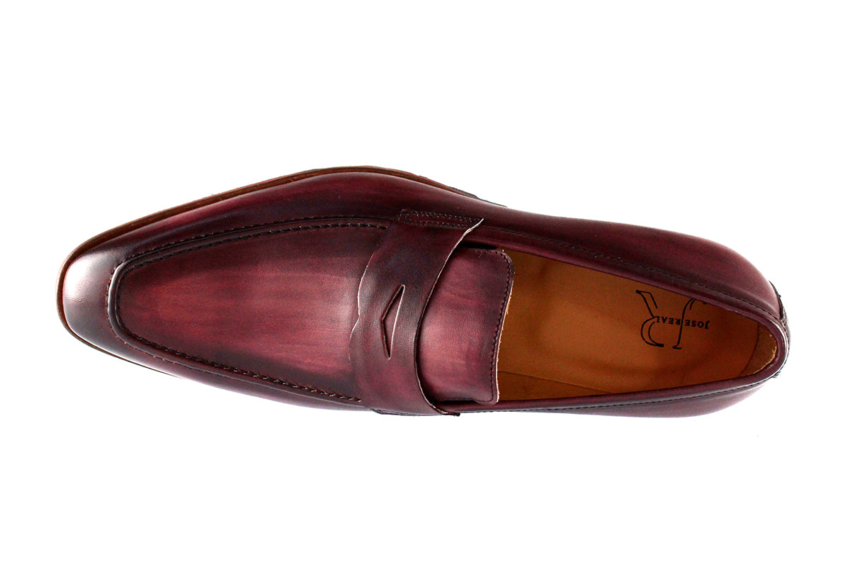 AMBERES LOAFER BORDO (C)