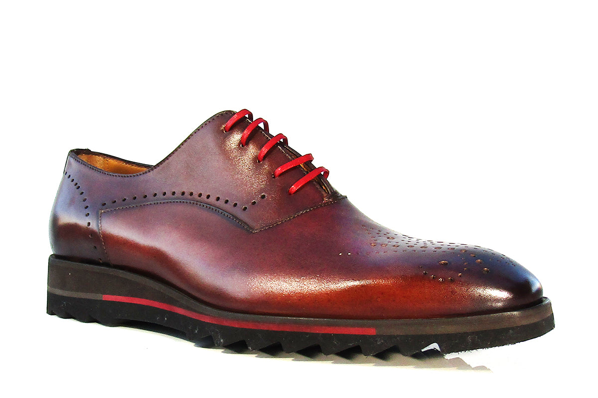 AMBERES OXFORD MARRONE (C)
