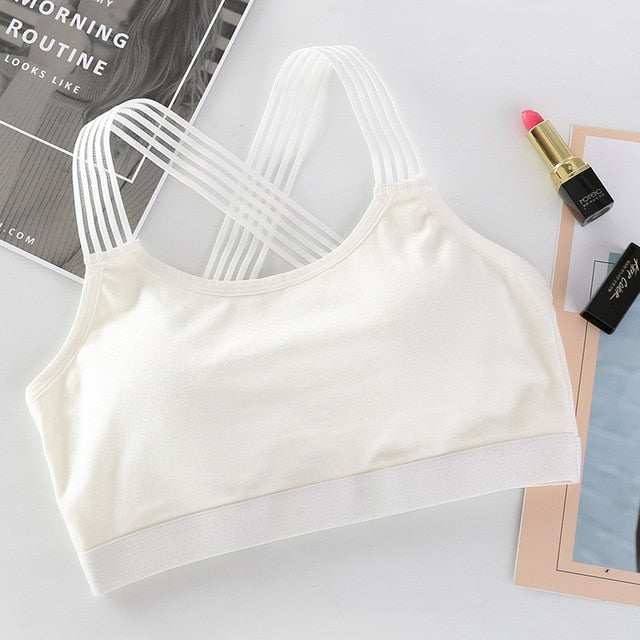 Cute Workout Crop Bra