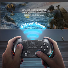 Bluetooth Wireless Gaming Controller