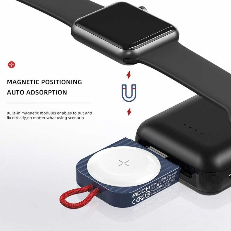 Apple Watch USB Wireless Charger
