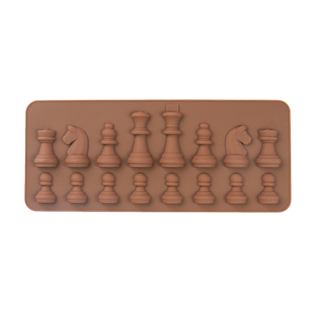 Chess Piece Ice Mould