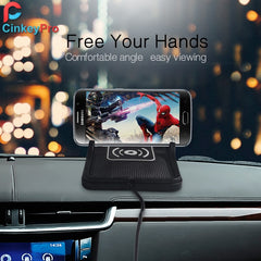 Qi Car Wireless Charge Pad