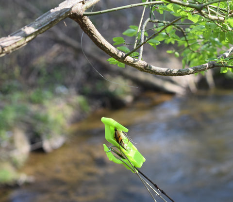 catch-a-lure catchalure fly retrieval tool device fly fishing fly captured fly rod reach