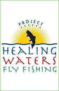 Catch-A-Lure featured in Healing Waters Fly Fishing.