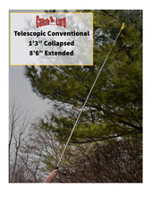 Conventional Lure Retriever & Telescopic Option
