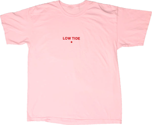 Low Tide T-Shirt | Pink
