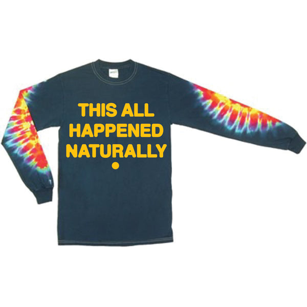 My Pen Tie Dye Long Sleeve