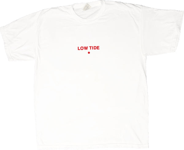 Low Tide T-Shirt | White