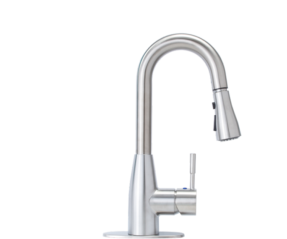 Stainless Pull down Faucet
