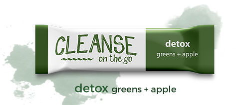 detox - greens + apple