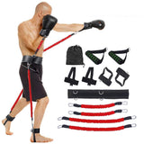 Fitness Resistance Strength Training Band Set