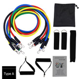 Resistance Bands Set for Fitness Strength Training