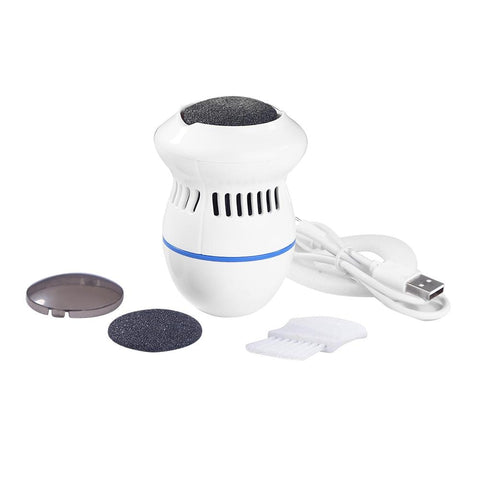 Electric Rechargeable Vacuum Foot File Grinder