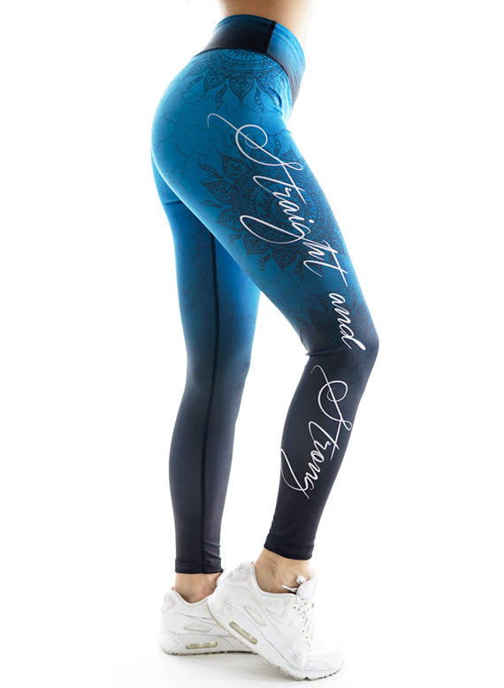 Mandala Fitness Leggings