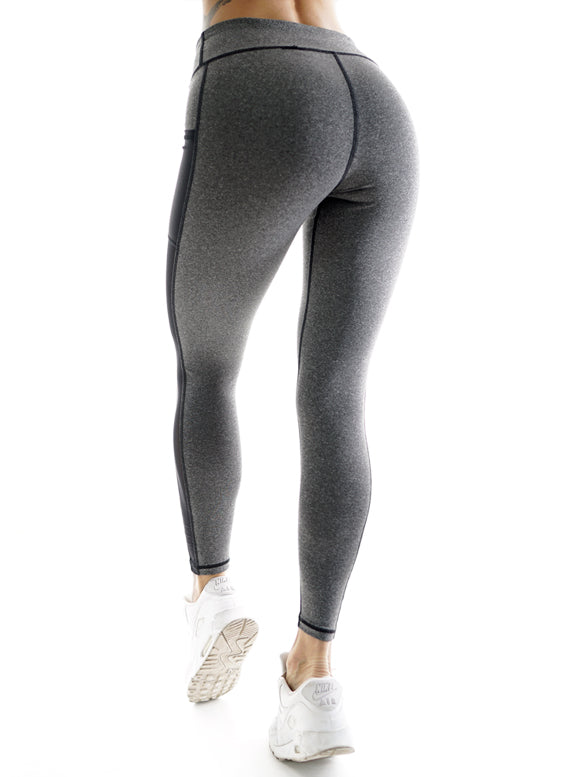 Anthra Fitness Leggings by Harmony Fit