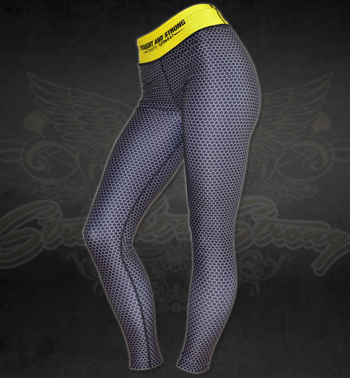 Armor Black Fitness Leggings