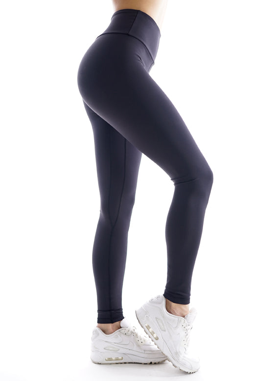 Athletic Power Noir Fitness Leggings