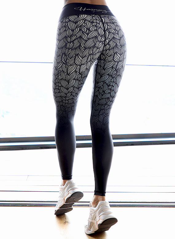 Braid Fitness Leggings