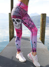 Holy Skull Leggings