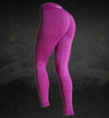 Pink Galaxy One Fitness Leggings