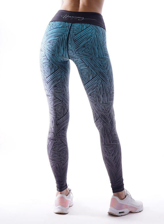 Triangle Fitness Leggings