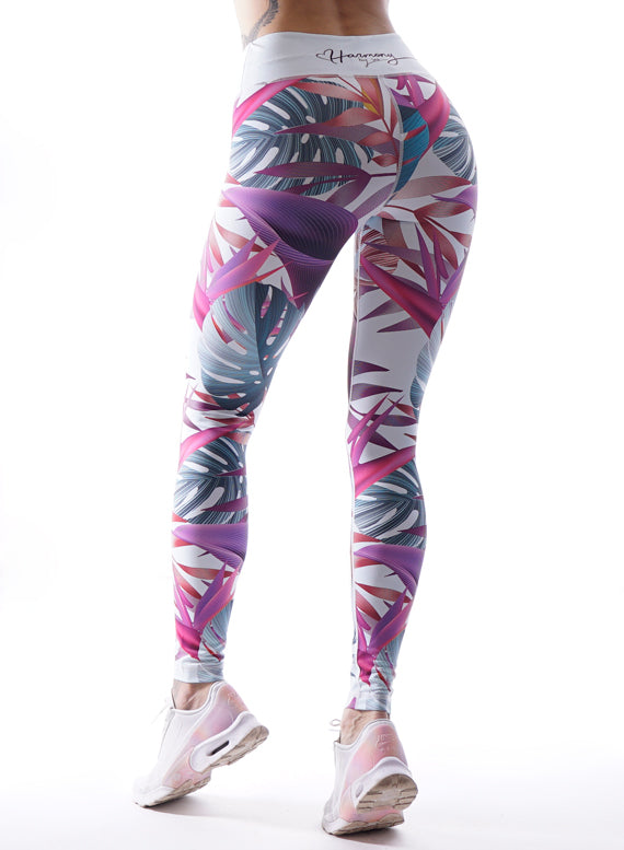 Tropical Fitness Leggings
