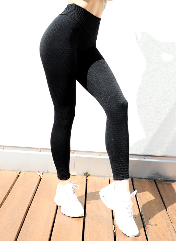 Wonder Booty Lift Leggings black