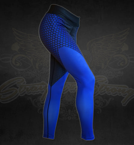 Raise the Bar Carbon Fitness Leggings