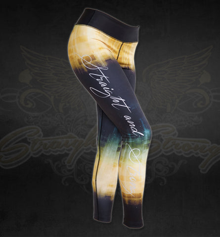 Dahlia Fitness Leggings