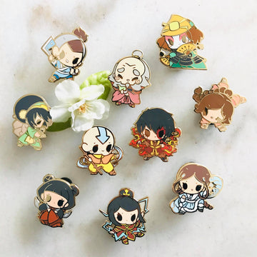 PIN BUNDLE: ATLA #1