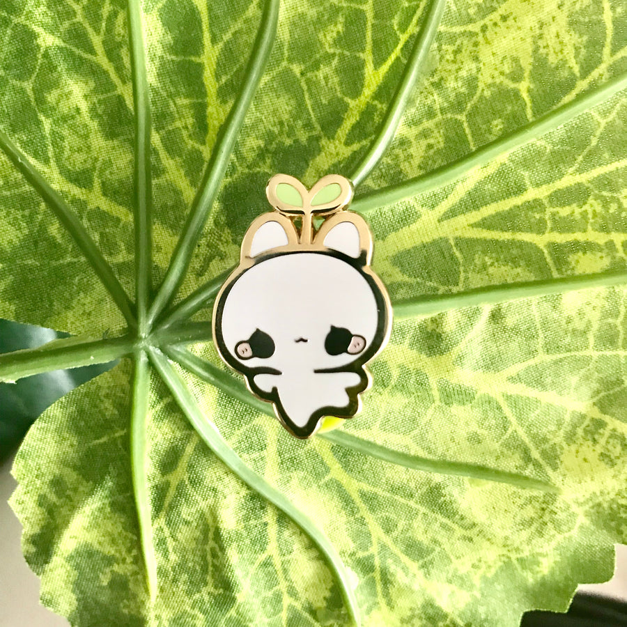 Sprout Bun Pin