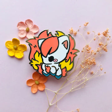 *LAST CHANCE* Ponyta Pin