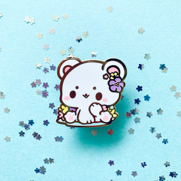 *LAST CHANCE* Polar Bear Pin