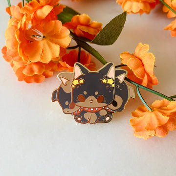 *LAST CHANCE* Cerberus Pin