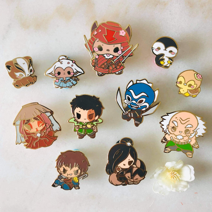 PIN BUNDLE: ATLA #2