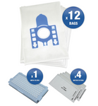 12-x-miele-s8330-gn-vacuum-cleaner-hoover-dust-bags-filters-maintenance-kit
